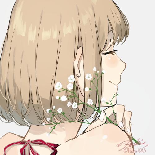 #47 女子校の紅薔薇様達【百合】