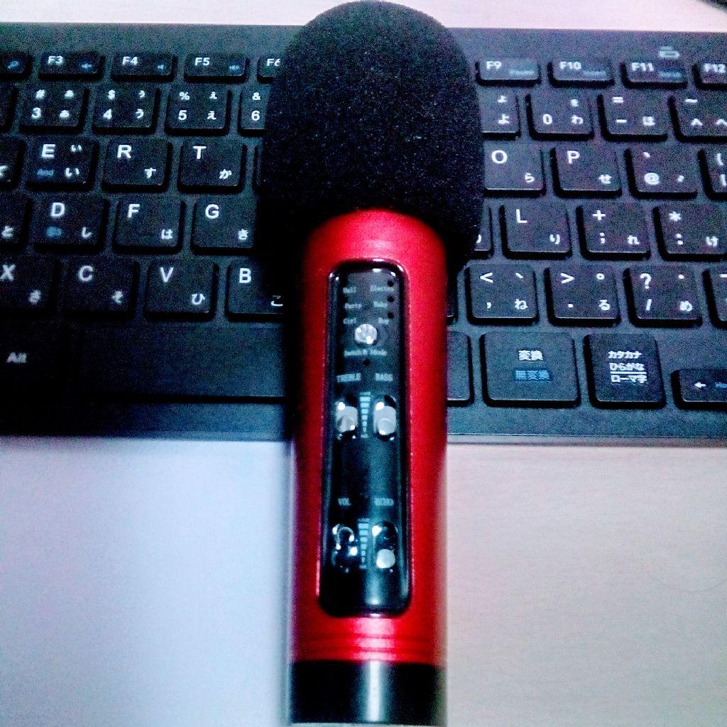 #125 変声機能付きマイク|レビュー用音声