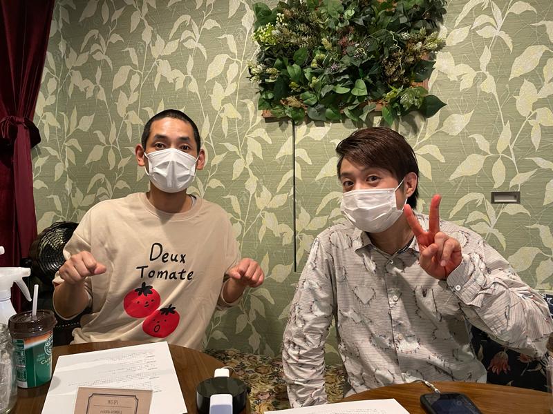 #091「うららかvol.4〜槙尾さん&しろうさんとトーク〜」