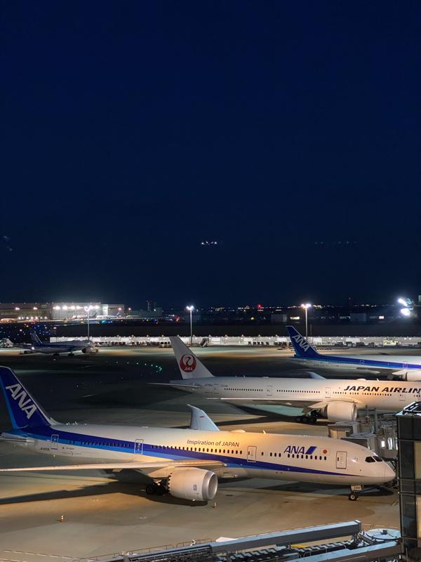 【#54】羽田空港で思いを巡らせる休日