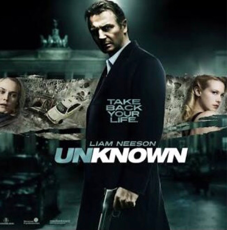 #3 映画『UNKNOWN』