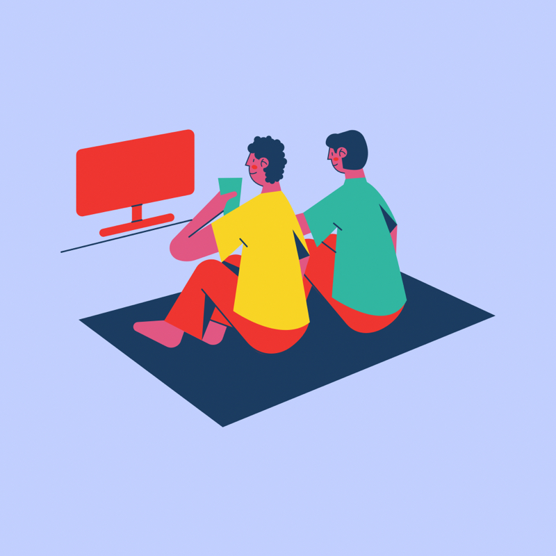 TVでボードゲームが遊ばれてた話!