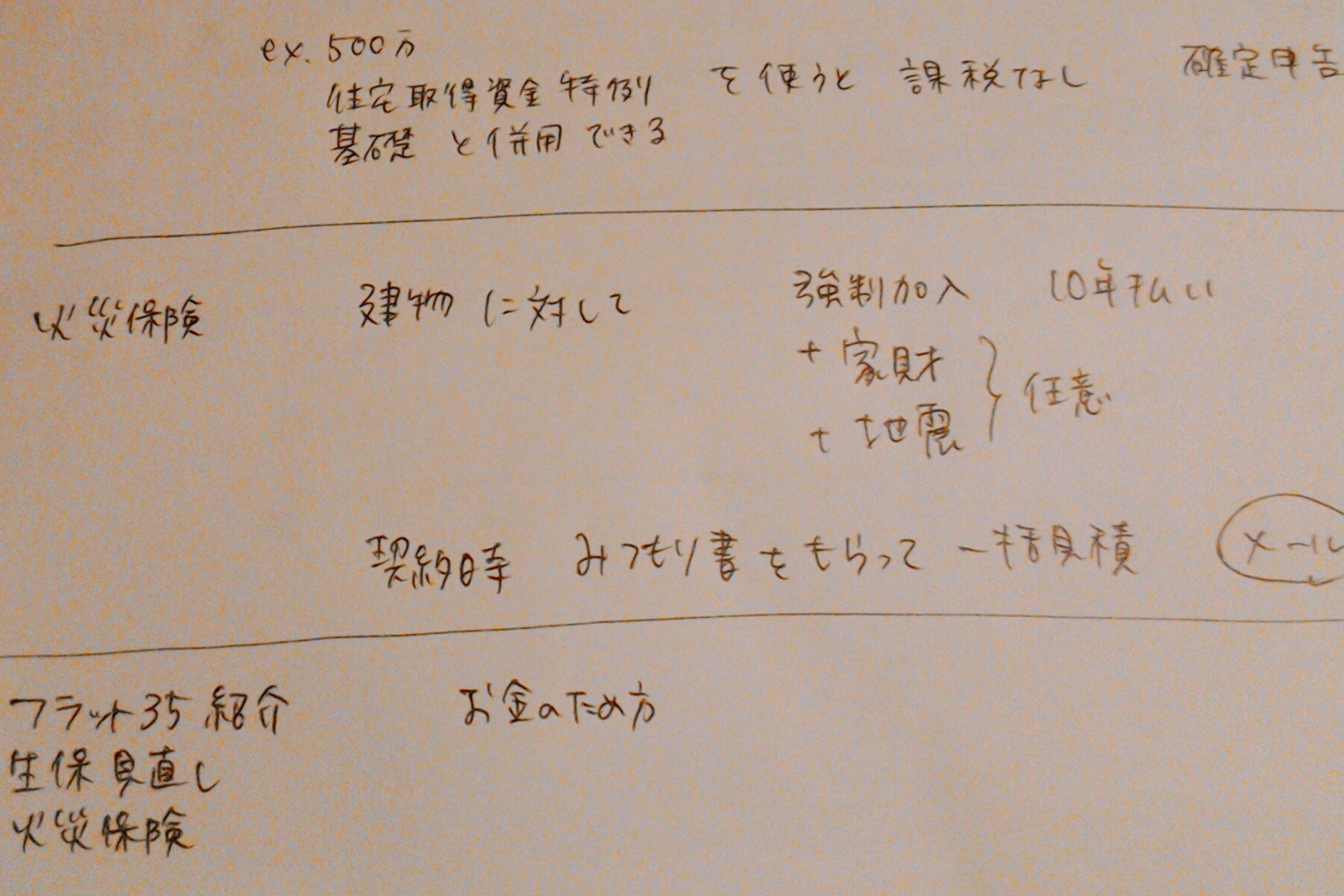 #16 【家活その5】モデルルームの営業担当さんからお手紙が! / FP相談に行ってきた!
