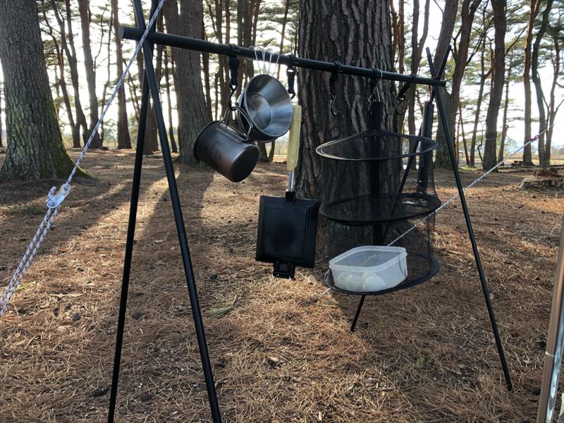 [現地でCAMP飯編]大池公園キャンプ収録スタートです!