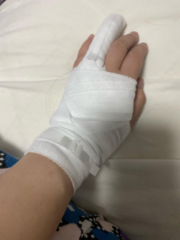 #120〜左薬指骨折について後編〜