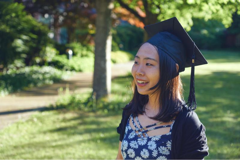 Asumi @カナダで働く日本人