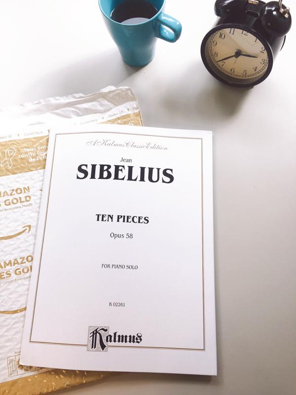#84 シベリウス「羊飼い」ピアノ演奏してみた