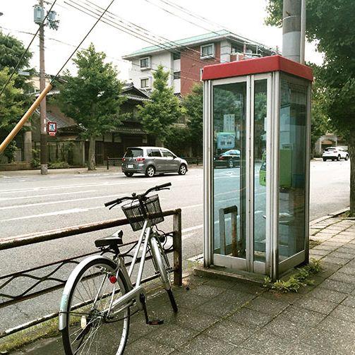 電話ボックスと青春