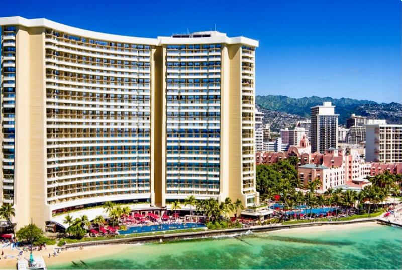 第22回 ハワイのホテル紹介シリーズ〜シェラトン・ワイキキはハワイの主🤙