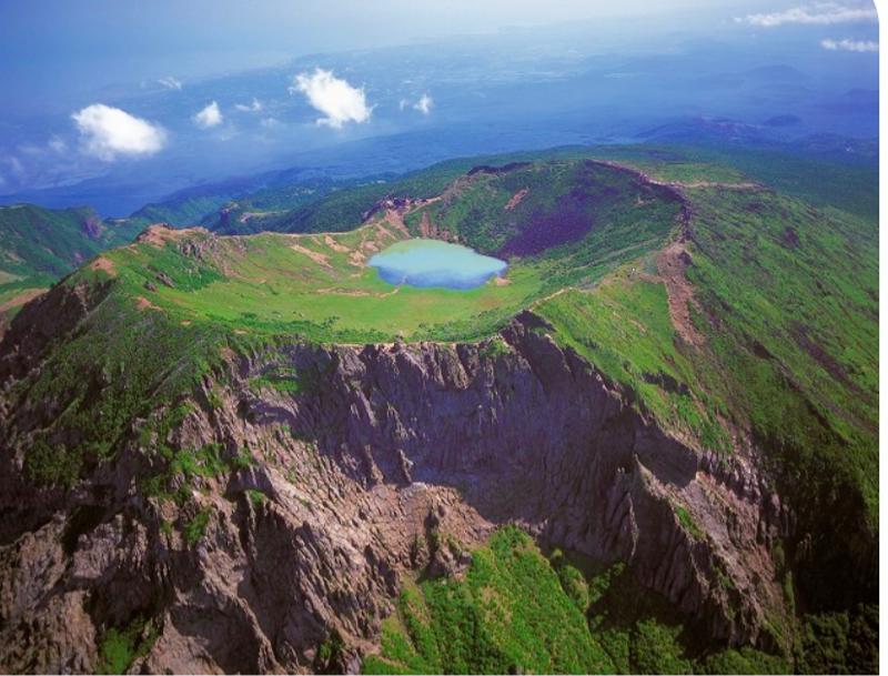 第23回 ㊗️隔離生活無事終了! 一路、韓国最高峰、ハンラ山に登頂⛰