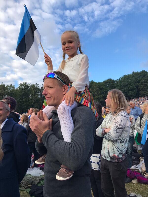 # 92 エストニア歌の祭典 2019年