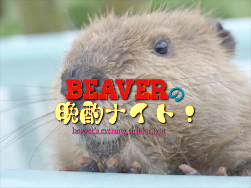 BEAVERの晩酌ナイト!復活リアル晩酌!