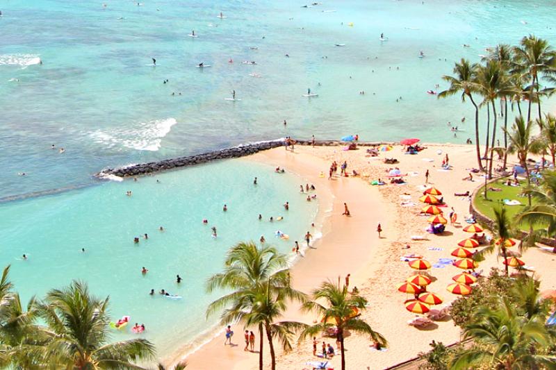 ハワイの世間の狭さを実感した話