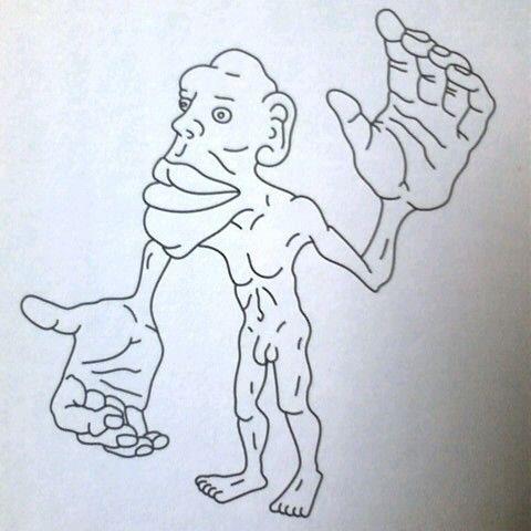 【まんまみーまLab】ホムンクルス(人工)と距離-15