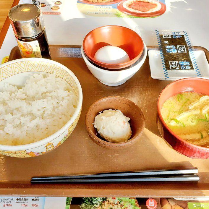 豪(ゴウ)の語り部屋(仮) 第22回【すき家で朝活!】