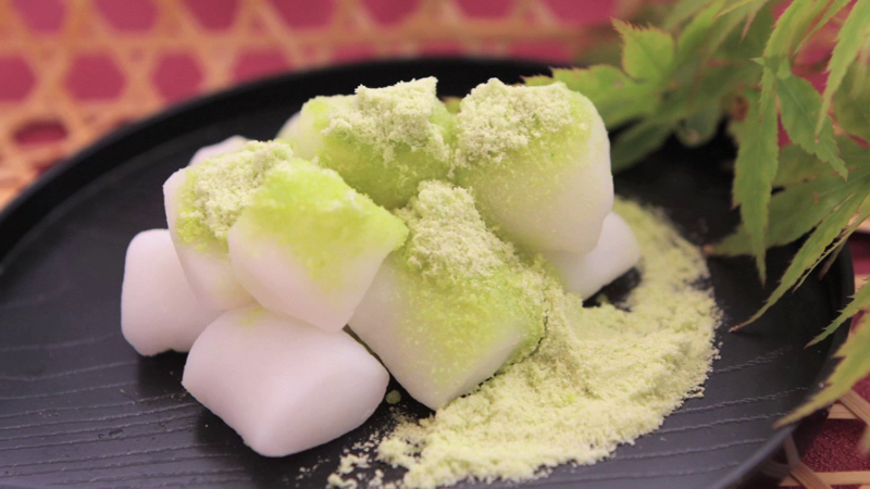 ⛰名水の里富山県が生んだ夏の銘菓⛰✨水だんご✨【私の街のオススメ銘菓】