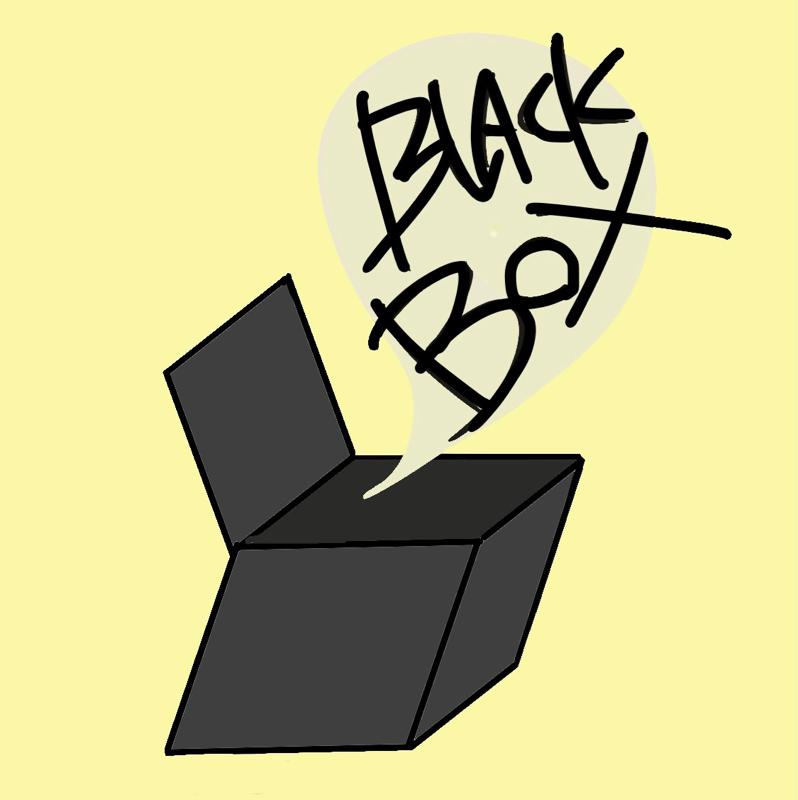 平行四辺形のブラックボックス。