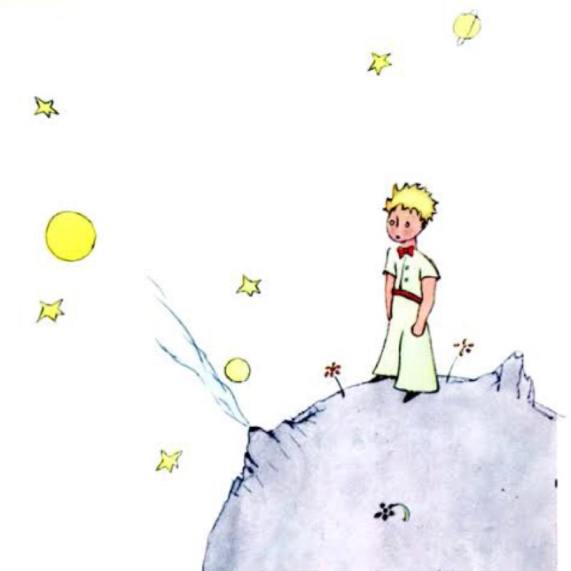 #108 星の王子さま⭐️1
