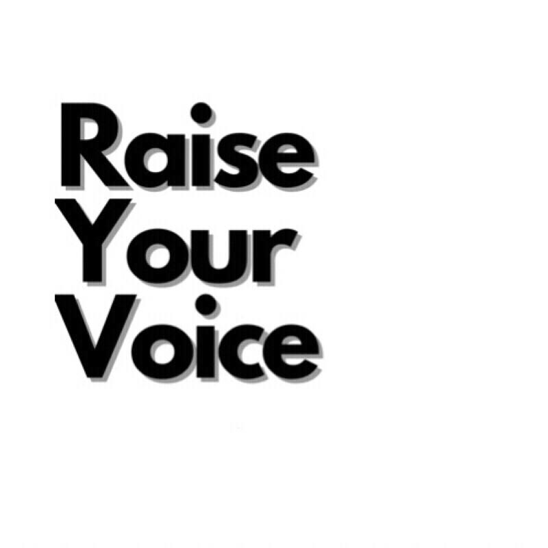 第1回 #RaiseYourVoice 私たちと考える社会の事