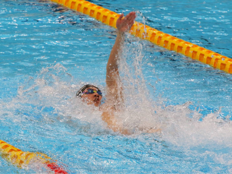 世界水泳までの道のり #7 日本新記録に挑戦します