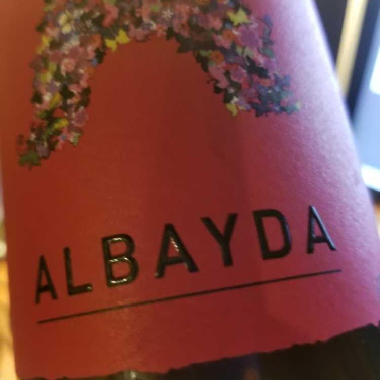 スペイン産 赤ワイン ALBAYDA 5杯目