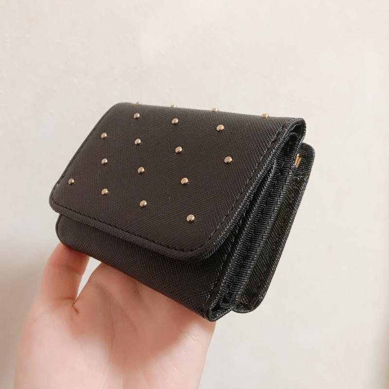 新しいお財布に詰め替えてみた