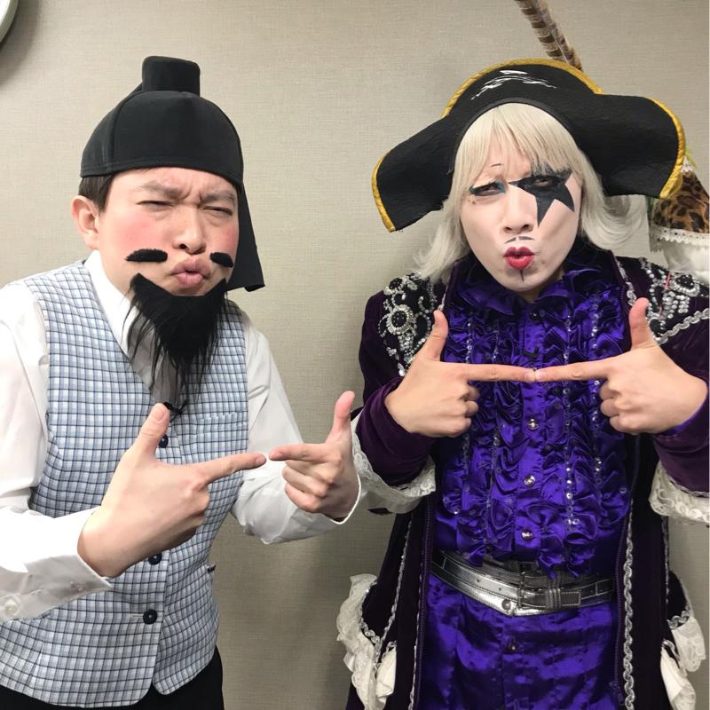 #17 「ゴー☆ジャスさんと楽屋で起きたミラクル」の話っす!