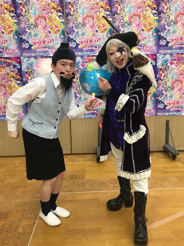 #11 「映画プリキュア・公開アフレコイベント」の話っす!