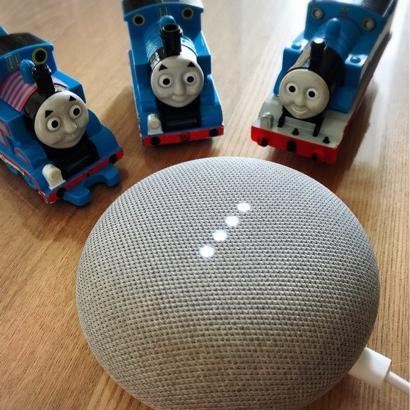 #2 Google Homeさんと対談