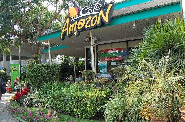 #5カンボジアガール、アマゾンにゆく!
