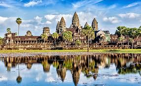 #13カンボジアのビーチリゾート