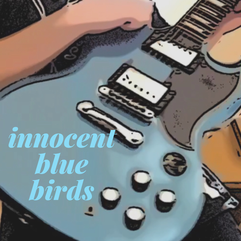 innocent blue birds、junのロックンロールレディオ