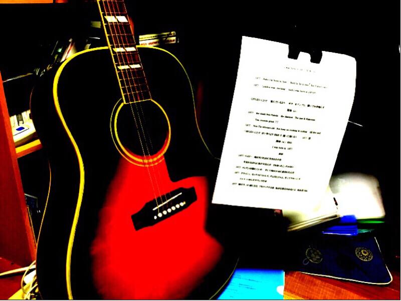 #003 junのロックンロールレディオ 1977 オリジナル弾き語り! ミクスチャーロック到来!