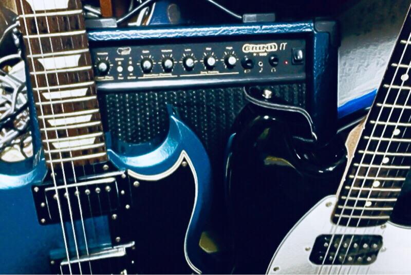 #32 エレキギター聞き比べ ムスタングとSG ロックンロールレディオ