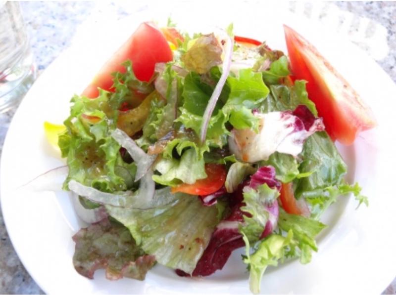 05.サラダを作る前に「野菜を浸す」とすごい話