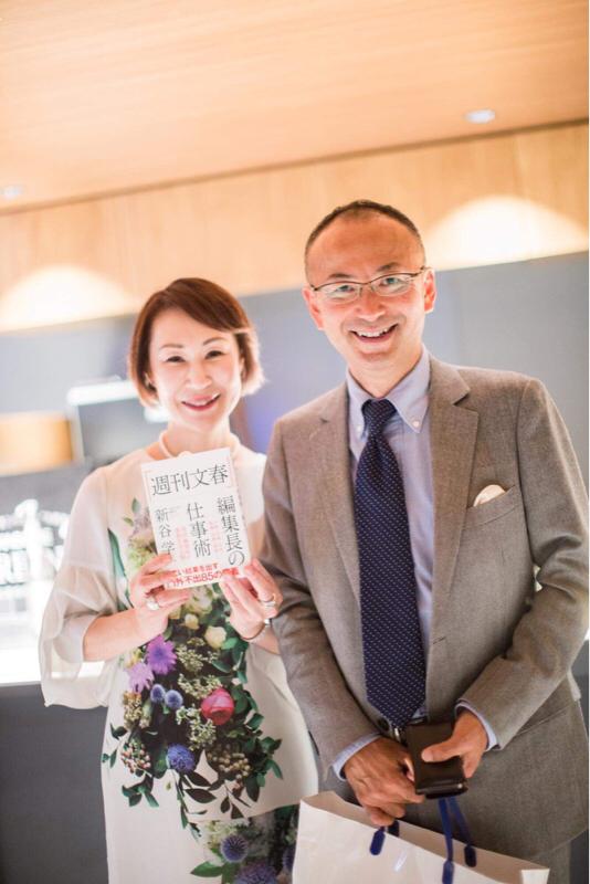 ゲスト:作家小松成美さんとイベントのこぼれ話(前編)