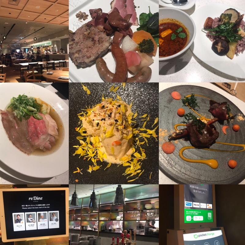 日本初のシェア型&総選挙型レストランへ開店当日に行きました!