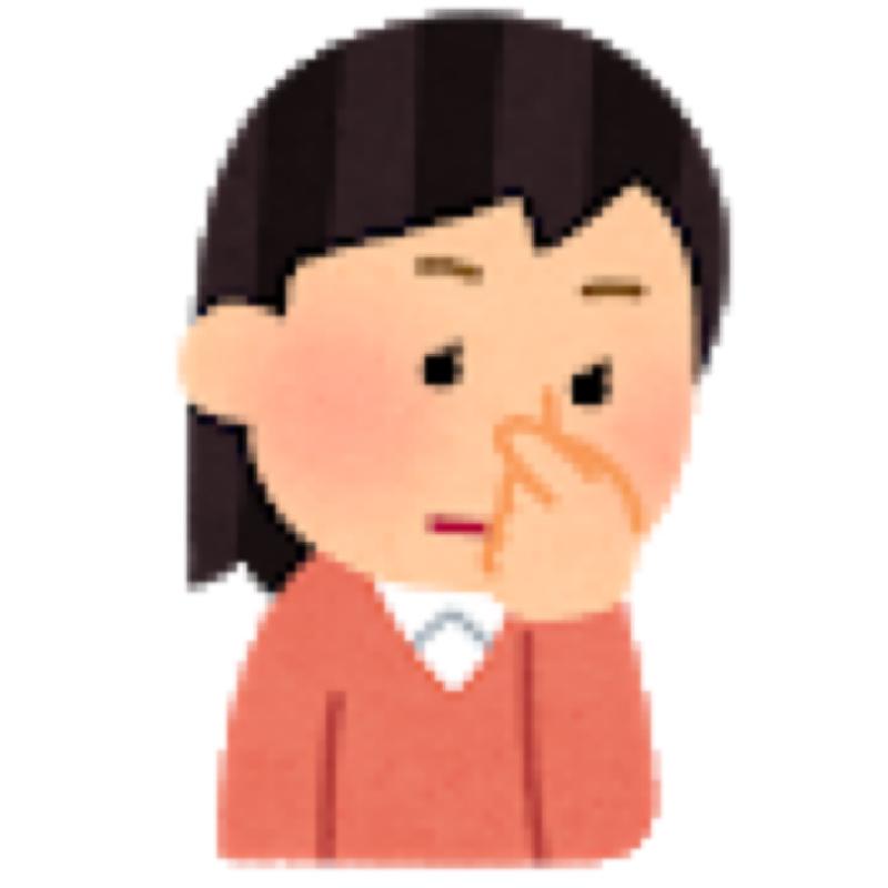 鼻炎は辛いよ