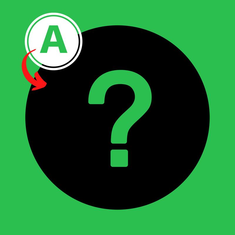 問二.そのあと彼がアンサーソングで選んだ曲はつぎのうちどれでしょう?