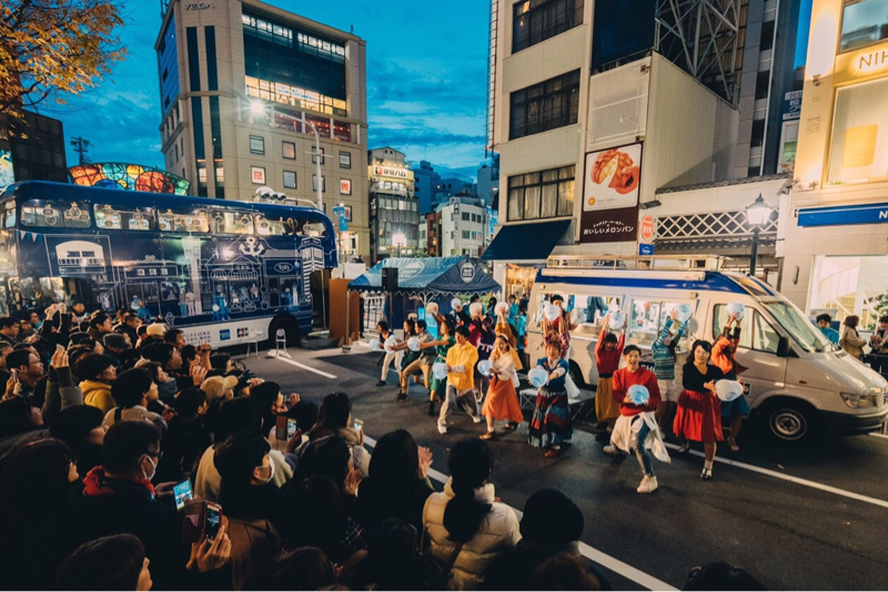 第20回:街なかをミュージカルの舞台に⁉︎「OutOfTheater」の横浜神戸公演をゆるく振り返り。
