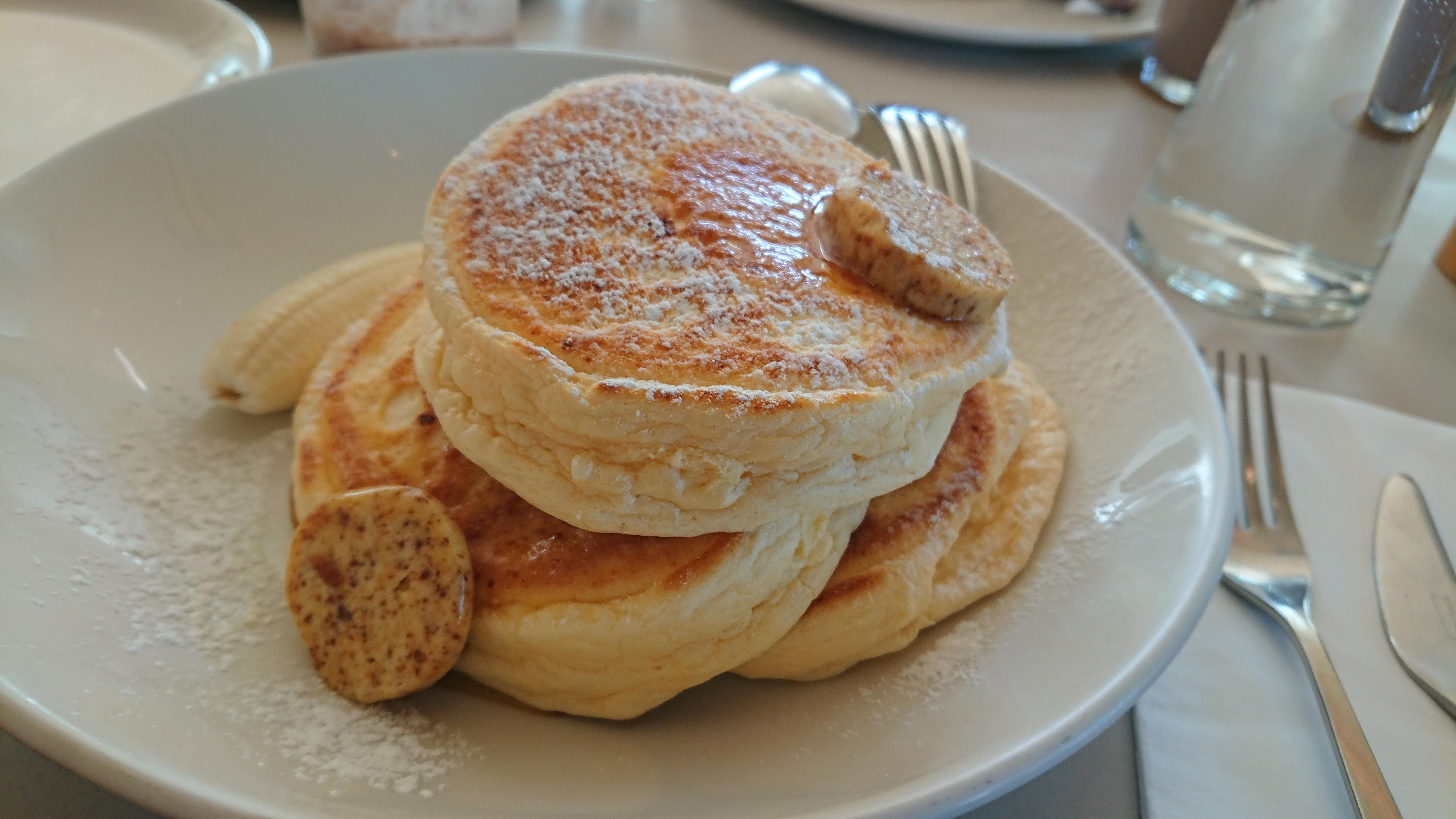 #8 世界一の朝食を食べに行ったよ♪