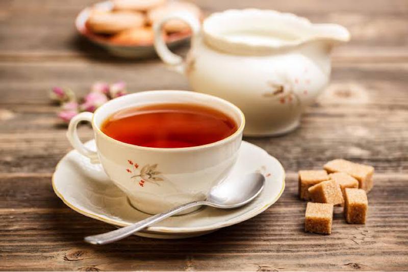 My cup of tea〜大英帝国の栄華は紅茶の香りとともに