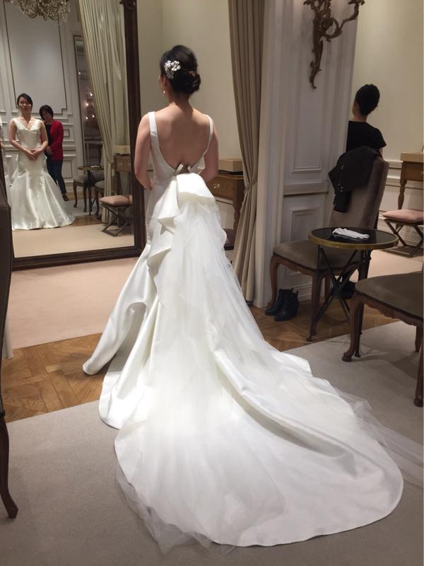 結婚式はスタートライン  2018年12月11日(2日目)