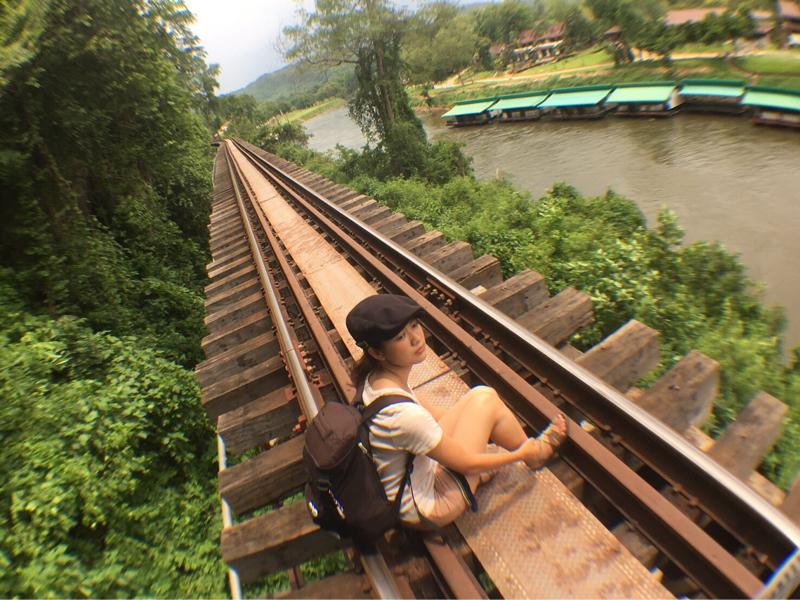 #15 カンチャナブリ(泰緬鉄道)、の巻