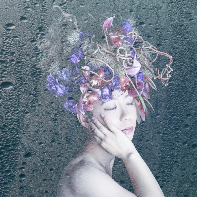 宮本百合子「雨が降って居る」