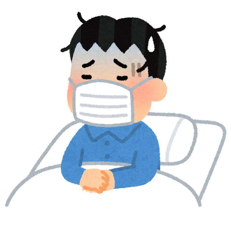 #029 【ラオス】ルアンパバーンで風邪をひく/ビエンチャンへ移動/劇寒バンで8時間/蕁麻疹?