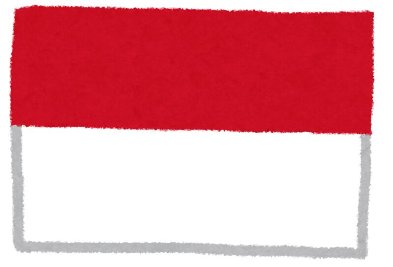#080  インドネシアの料理、えびせん、映画