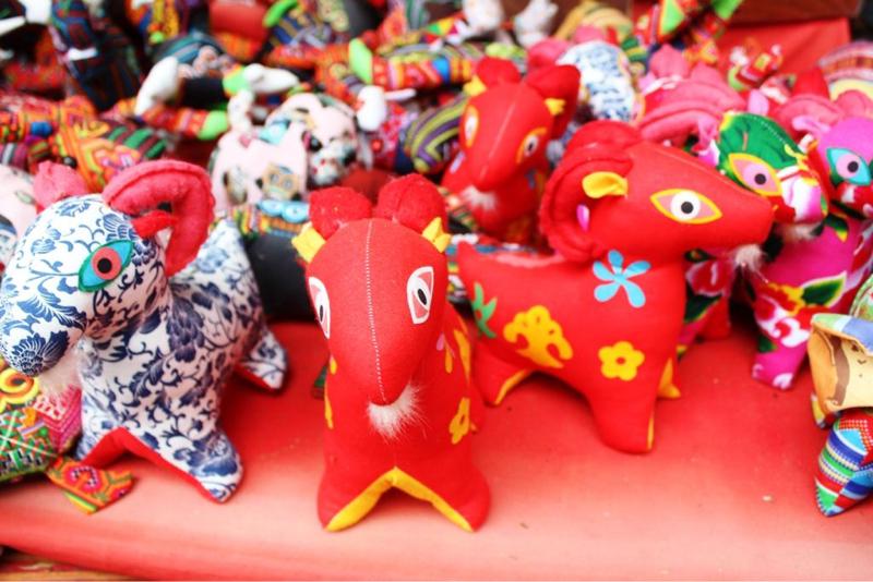#105 ベトナムのカットカット村/観光地化?/人と動物とプリンターおじさん