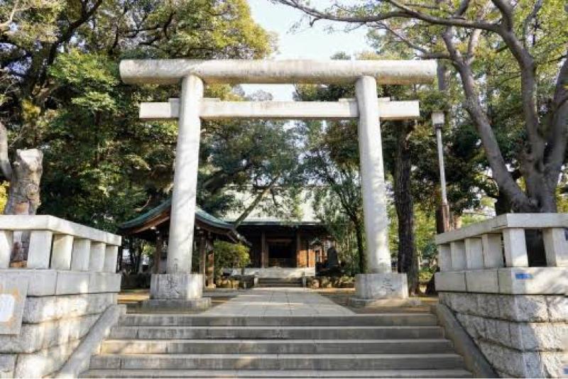 私の朝のルーティーン〜神社でお参り編〜