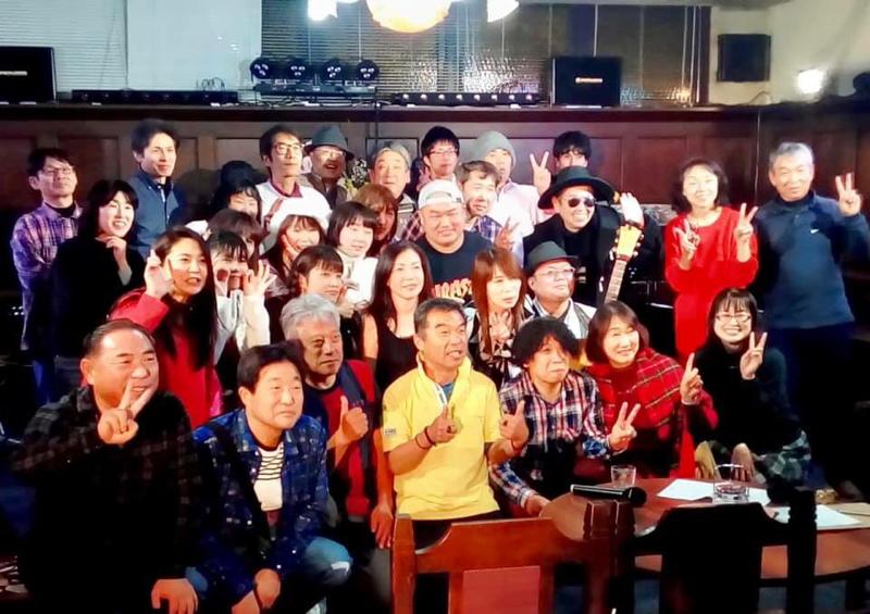 2019/1/13 Nishiki Moon LIVE X ありがとうございました!